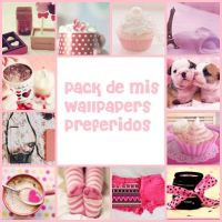 Pack De Mis Wallpapers Preferidos by CutinaEditions