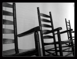 quietude of waiting by syncretism