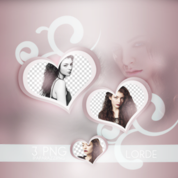 Lorde HQ PNG PACK (21) by iPaparazziPNG