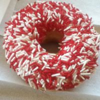 Canada Day Donut Picture by Musicislove12