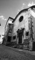 Old church in Pescocostanzo by GiovanniSantostefano