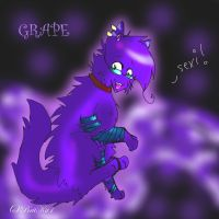 Grape Fanart by BritKit