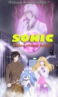 Commission - Sonic Unleashing Hope by Heart-tsukikage