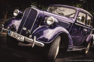 Old Opel by DrAndrei