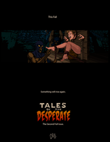 Tales of the Desperate ~ Second Full Issue Teaser by CeeAyBee