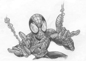 Spiderman by TalisX