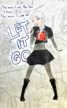 Let it go by Chukapix
