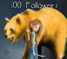 100 Kingdom followers by Hasaniwalker