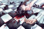 chess board by tama-lynn