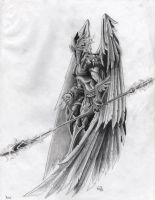 Ares by C3LTICFURY by kadein14