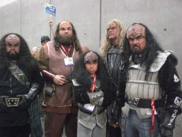 KLINGONS by OPlover