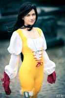 Garnet - Final Fantasy IX - 3 by alucardleashed