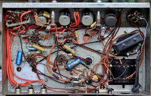 Industrial formed Single ended tube Amplifier II by pagan-live-style
