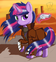 Twilight in New Vegas v2 by FluffyDus