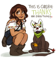 TDW: Goodbye by Yaushie