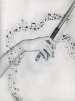 The music is in your hands by Edward-LOVER4ever