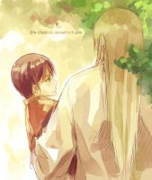 Gintama- Warmth by Gin-Uzumaki