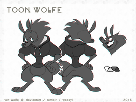 my god what is that thing [REF SHEET] by VCR-WOLFE