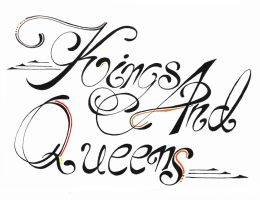Kings And Queens by JKL-Designs