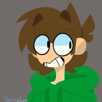 Edd doodle by TheCringeLord