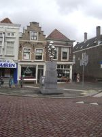 Aelbert Cuyp monument-dutch painter from Dordrecht by TammuzAsmodeus