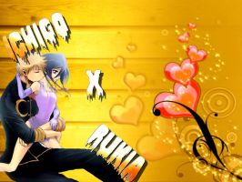 : Ichigo x Rukia : by SOS-COUPLES-CLUB