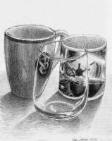 Observational Work - Still Life by ImperiousTangent