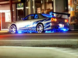 2 fast 2 furious by rapcity45