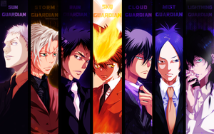 Vongola Family by Eroishi