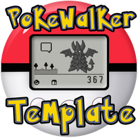 UPDATED Pokewalker Template by Pokii-kun