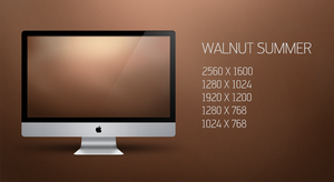 Walnut Summer Wallpaper Pack by ZhioN360
