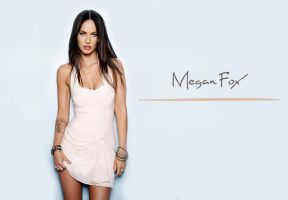 Megan Fox 14 by ArtSlash13