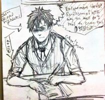WIP if Jason went to Collge by C2ii