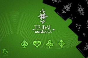 Tribal Card Deck series by MPtribe