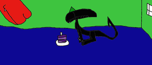 b-day party by ask-thexenomorph