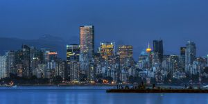 Blue City by IvanAndreevich