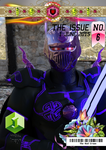 The issue No.6 JUNE 2015 by TheRedCrown
