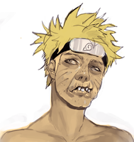 Ugly Naruto by Digi-M