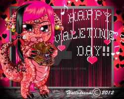 Happy Valentine's Day... by HalloDream