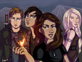 The Four by Callica