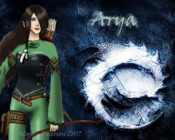 Arya by minako55nz
