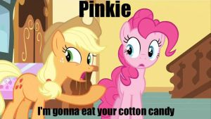 THat's Not Cotton Candy by harpseal16