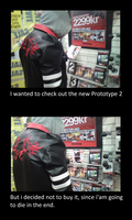 Alex Mercer wants Prototype2???? by Twin-Gamer