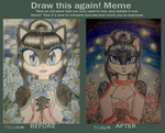 Draw this again, firefly nights by Untraceablemystic