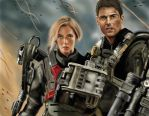 Edge of tomorrow by Saryetta86