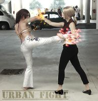Urban Fight by BlastXX