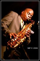 Maceo Parker by Strahan-Bad