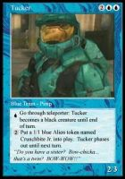 Tucker the Magic Card by MetalMachine489