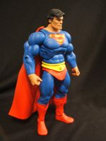 MOTUC custom Superman V2 2 by masterenglish
