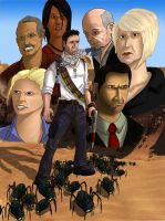 Uncharted by Applebybrothers